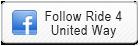 Facebook Ride 4 United Way