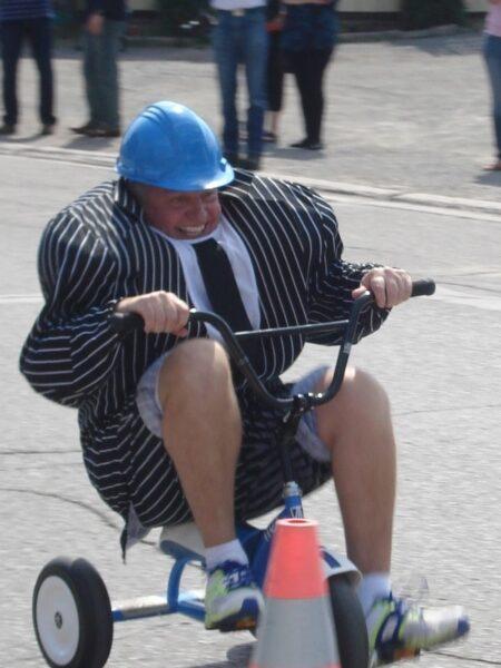 Tour de Perry Trike Race and BBQ