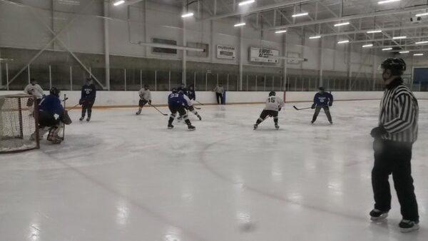 Score4UnitedWay 2014 was held on November 21st and 22nd at the Campus Ice Centre in Oshawa