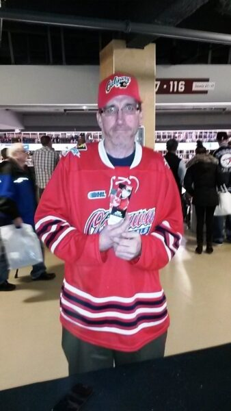 On March 15 as the Oshawa Generals took on the Kingston Frontenacs, the Oshawa Centre brought you Chuck a Puck to support the United Way Durham Region. 4th prize went to Chris, way to go!