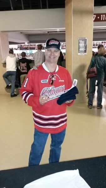 On March 15 as the Oshawa Generals took on the Kingston Frontenacs, the Oshawa Centre brought you Chuck a Puck to support the United Way Durham Region. 5th prize went to Greg, great shot!