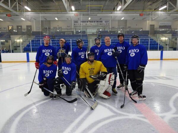 BMO Puckheads Hockey Team