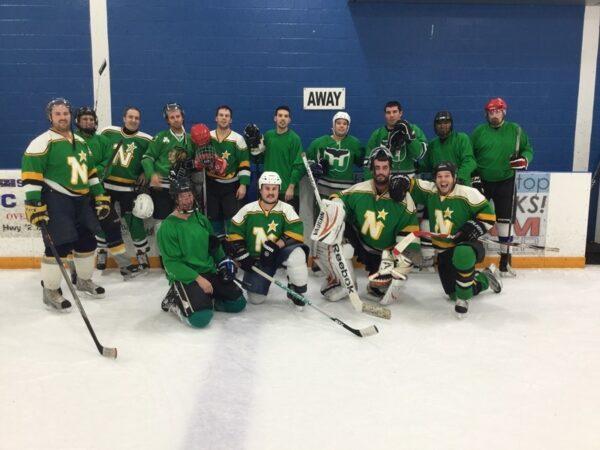 Biddle Bombers Hockey Team