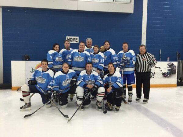 DDSB Funraisers Hockey Team