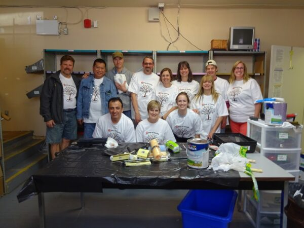 Purdue Pharma is giving back to our community in a big way! Through Volunteer Events, Purdue Pharma Employees are visiting local United Way funded agencies and donating their time.