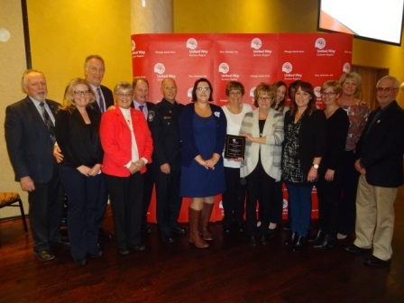 On February 28, 2017 we gathered with many of our volunteers and supporters to celebrate the achievement of many hundreds of volunteers and organizations who contributed to the success of our 2016 campaign.