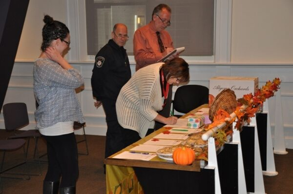 The Municipality of Clarington employees held a wonderful bakesale as part of their United Way Campaign!