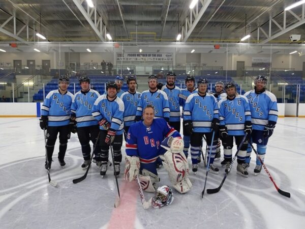 Durham Blues Hockey Team