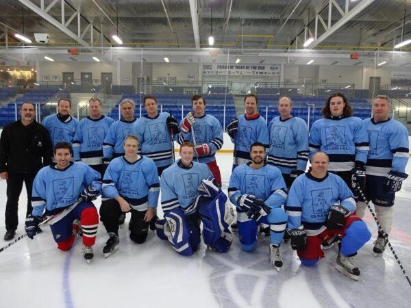 Tournament Champions: GMSHL Hockey Team
