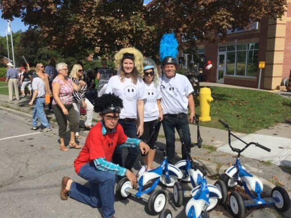 Tour de Perry Tricycle Race and United Way Kick off!