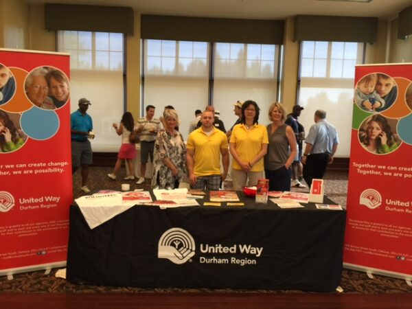 We were thankful to be a part of the 20th Anniversary Enbridge Golf Tournament supporting the United Way
