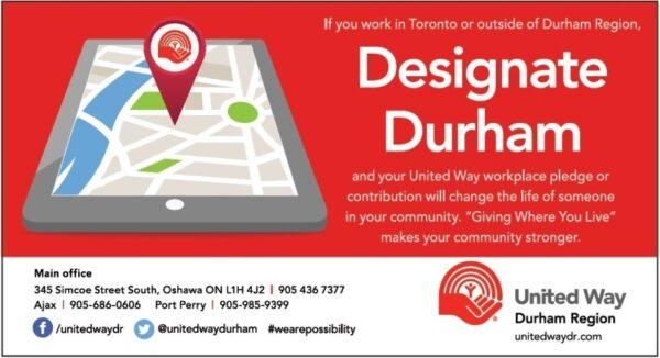 Designate Durham