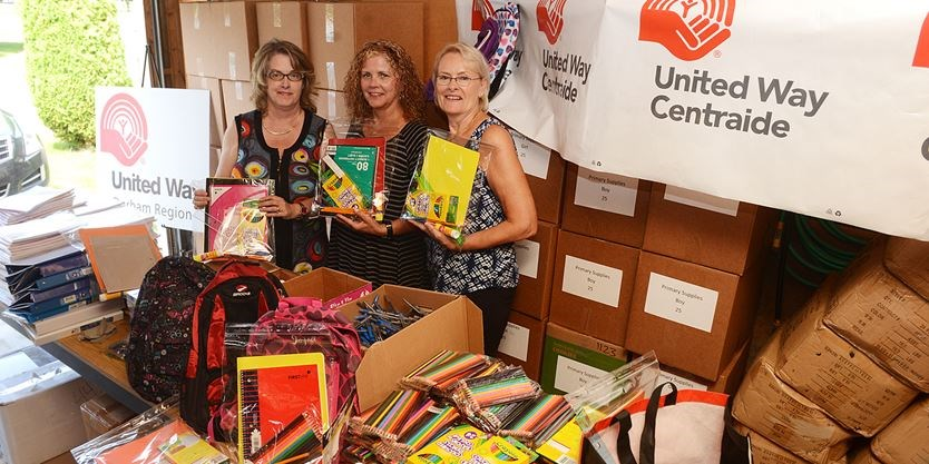 Operation BackPack Photo - Photo Credit Sabrina Byrnes - Metroland