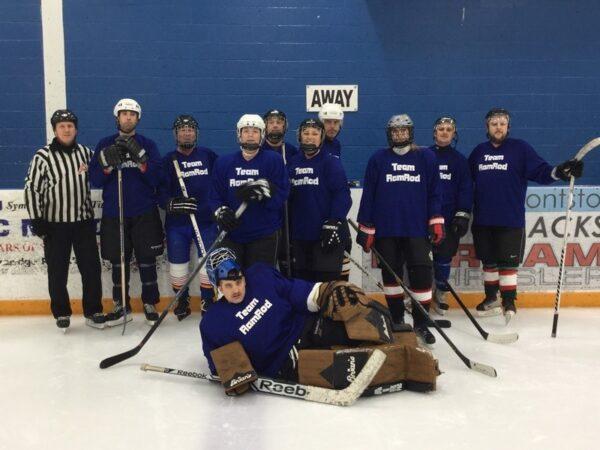 Provincial Offenders Hockey Team