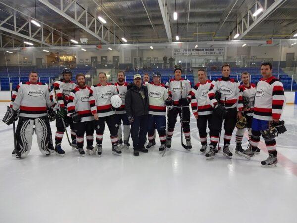 Purdue Hockey Team
