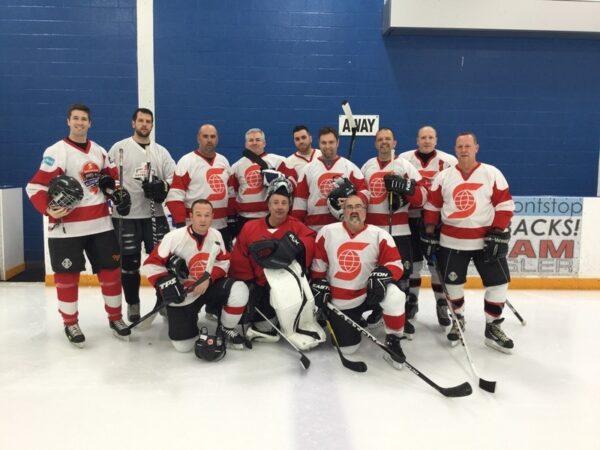 Scotiabank Hockey Team