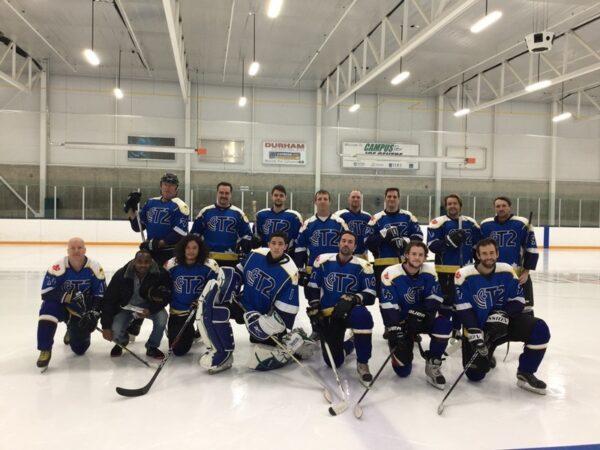 T2 Utility Engineers Hockey Team
