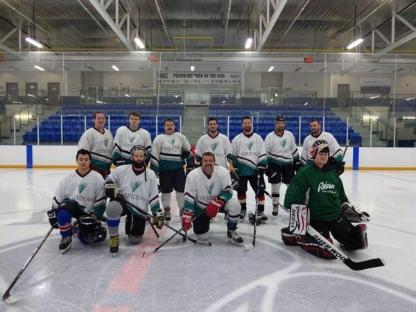 Veridian Hockey Team