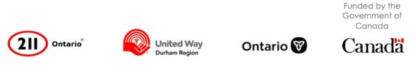 Durham Region Funders Logos