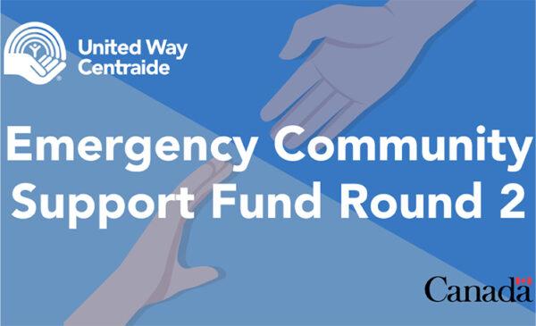Emergency Community Support Fund Round 2