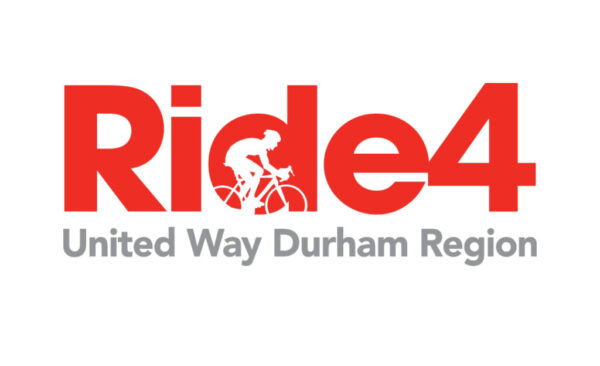 Ride4 United Way Durham Region logo