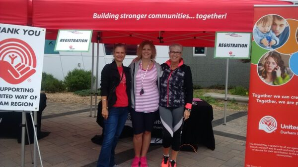 Durham Waterfront Ride and Campaign Kick off