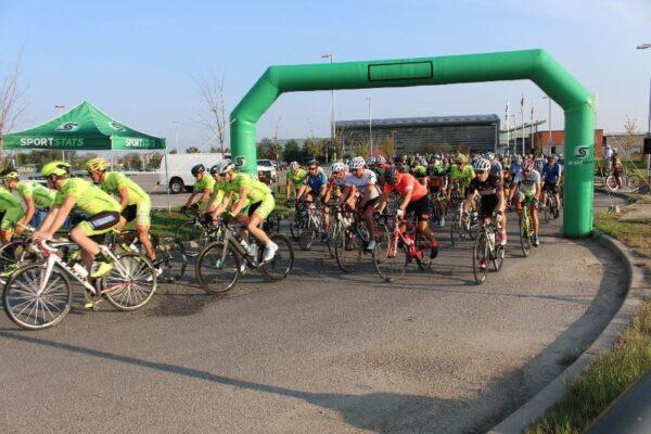 Ride4UnitedWay start line