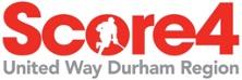 Score 4 United Way logo