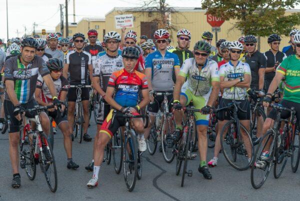 Ride4UnitedWay 2016. Photo Credit: Randy Nickerson of the Oshawa Camera Club